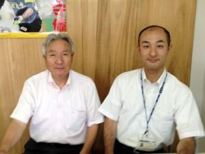セキュリティハウス福井 代表林茂博・林泰嗣