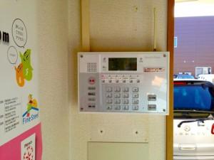 某事務所 自主機械警備システムNEXT納入事例