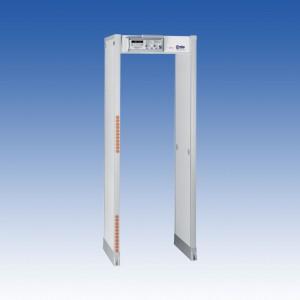 ゲート型金属探知器