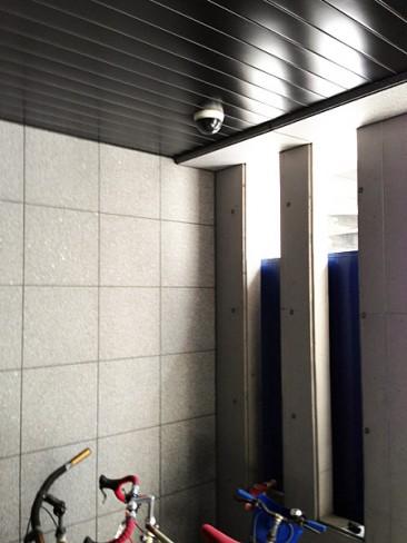 メゾンデボア様 監視カメラシステムの導入事例